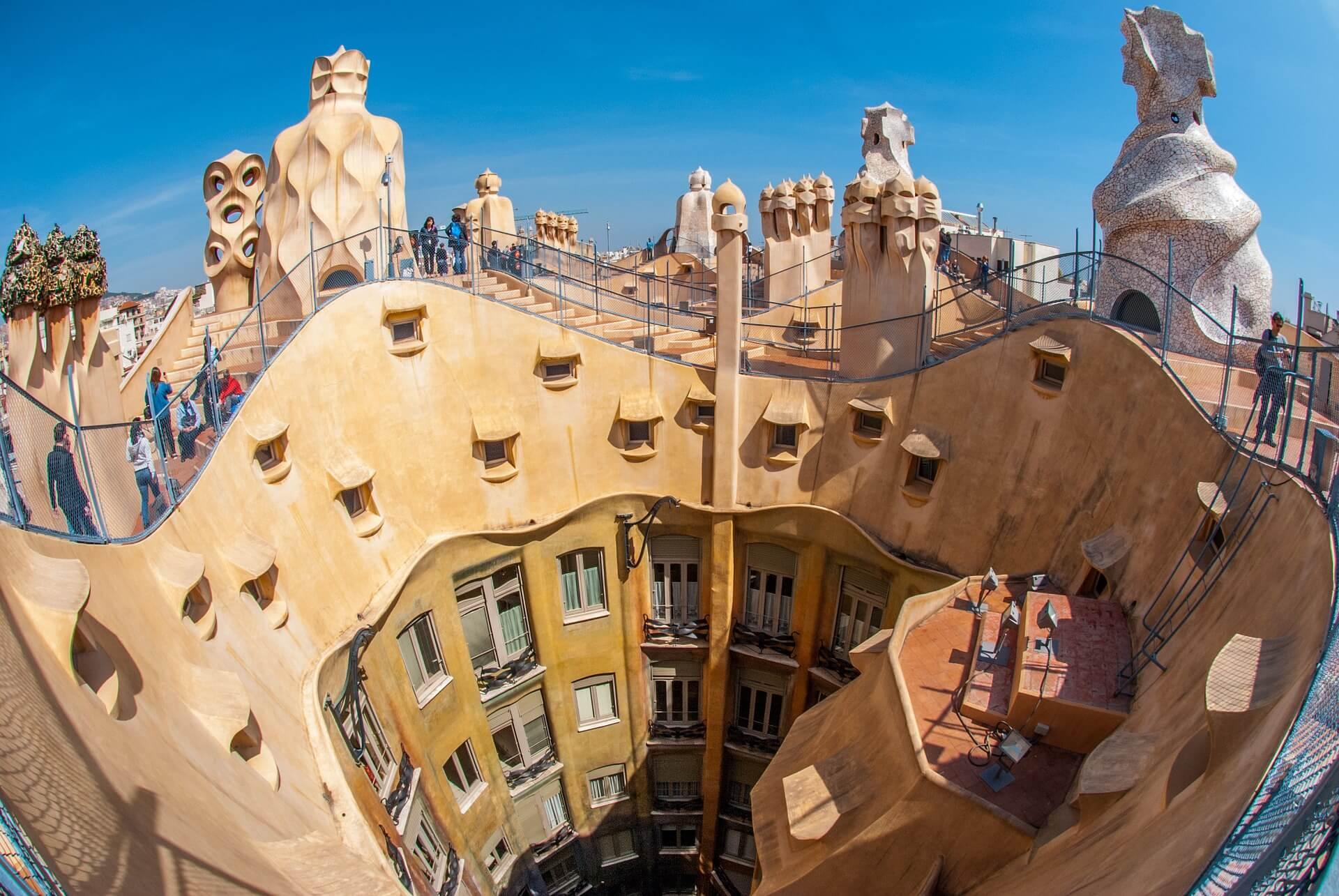 Five Must-Visit Gaudi Buildings in Barcelona - Ferryscanner.com
